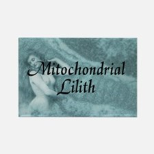 Mitochondrial Lilith Rectangle Magnet