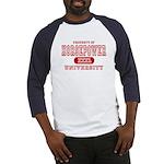 Horsepower University Baseball Jersey