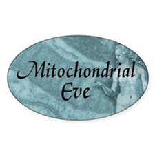 Mitochondrial Eve Decal