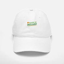Made In Ireland St Patricks Day Baseball Baseball Baseball Cap