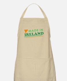 Made In Ireland St Patricks Day Apron
