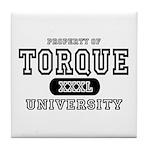 Torque University Tile Coaster