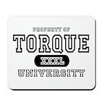 Torque University Mousepad
