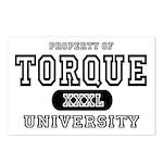 Torque University Postcards (Package of 8)