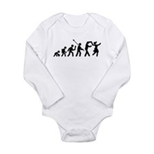 Swing Dancing Long Sleeve Infant Bodysuit