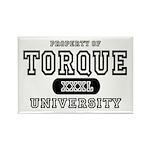 Torque University Rectangle Magnet
