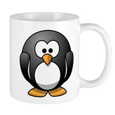 Cartoon Penguin Mug