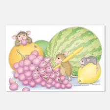 Grape Disguises Postcards (Package of 8)