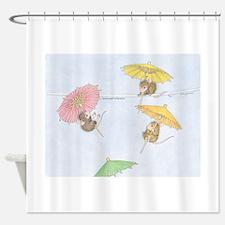 Free Fallin Shower Curtain
