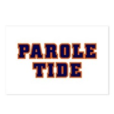 Parole Tide! Postcards (Package of 8)