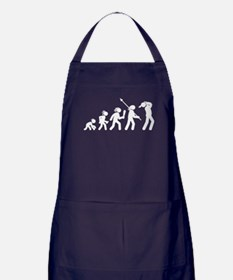 Harmonica Player Apron (dark)