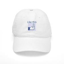 Like This Baseball Baseball Cap