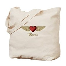 Rowena the Angel Tote Bag