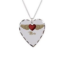 Roxie the Angel Necklace