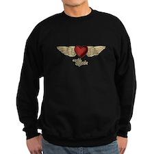 Roxie the Angel Sweatshirt