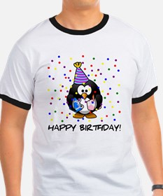 Happy Birthday Penguin T-Shirt
