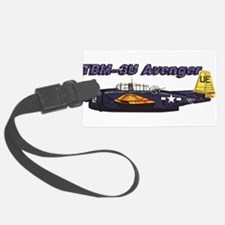 TBM-3U Avenger Luggage Tag