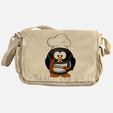 Penguin Grill Messenger Bag