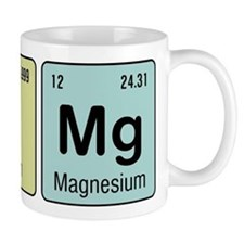 OMG - Chemistry Mug