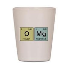 OMG - Chemistry Shot Glass