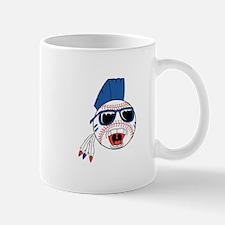 Punk Baseball Mug