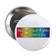 Pro Equal Rights Button