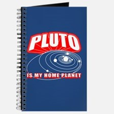 Pluto Is My Home Planet Journal