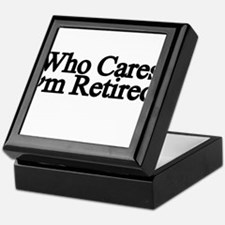 Who cares. Im Retired Keepsake Box