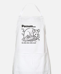 Possum...the other other white meat Apron