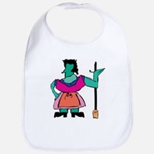 Hulking Housekeeper Bib
