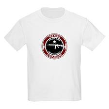 Second Amendment - Red/White T-Shirt