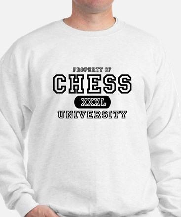 Chess University Sweatshirt