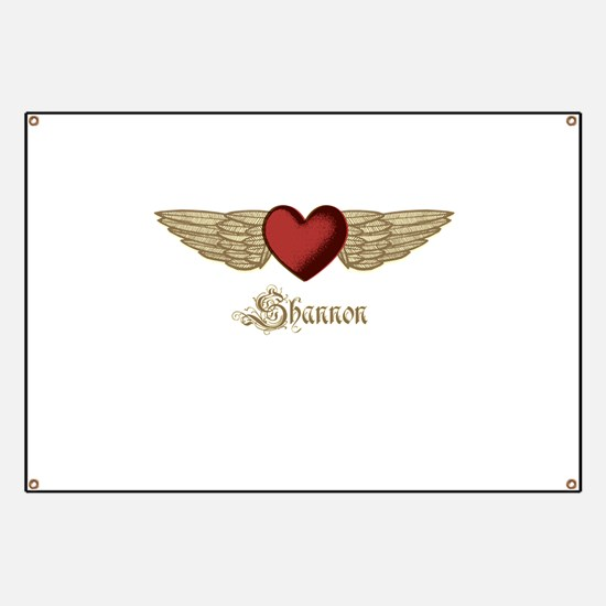 Shannon the Angel Banner