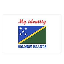 My Identity Solomon Islands Postcards (Package of