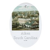 Aiken sc Ornaments
