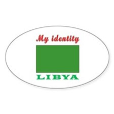 My Identity Libya Decal