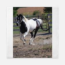 Horse/Pinto Paint Queen Duvet
