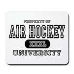 Air Hockey University Mousepad