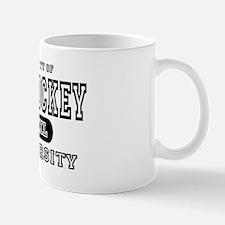 Air Hockey University Mug