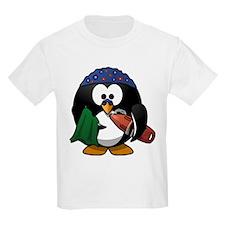 Swimmer Penguin T-Shirt