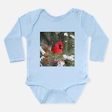 Cardinal Body Suit