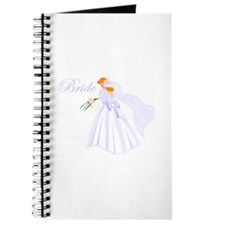 Bride Redhead Journal