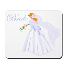 Bride Redhead Mousepad