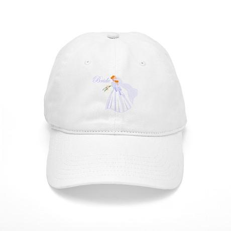 Bride Redhead Cap