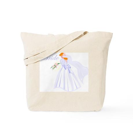 Bride Redhead Tote Bag