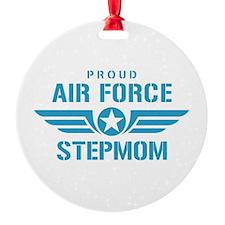 Proud Air Force Stepmom W Ornament