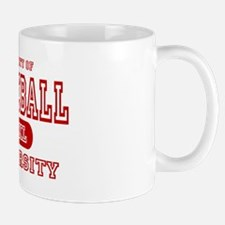 Dodgeball University Mug