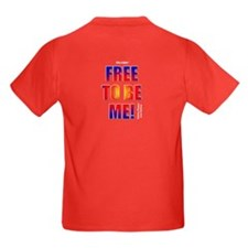Free to Be Me T