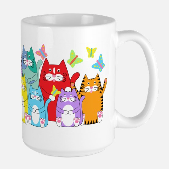 Gifts for cats unique cats gift ideas cafepress for Mug handle ideas