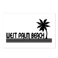 Palm springs Postcards (Package of 8)